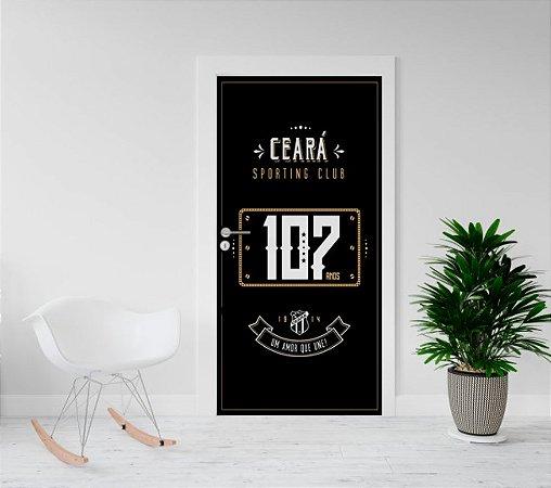 Adesivo para Porta Inteligente Ceará