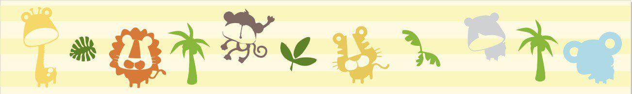 Faixa Decorativa Safari 1
