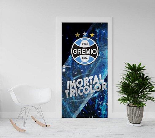 Adesivo para Porta Inteligente Grêmio