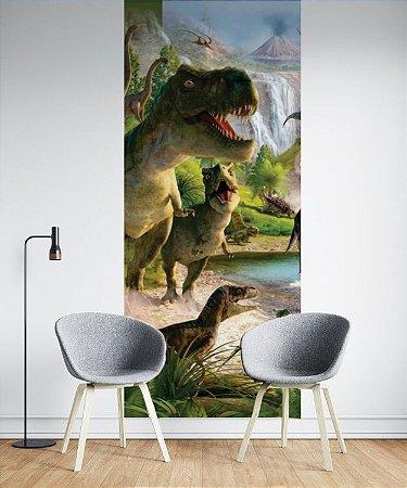 Papel de Parede Adesivo Inteligente Dinossauro