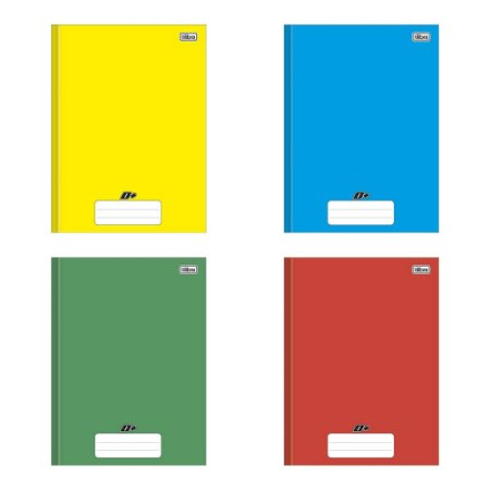Caderno Costurado Brochura (Grande) 48 Folhas Tilibra