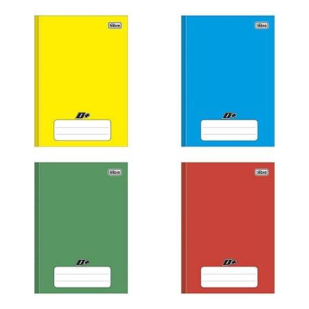 Caderno Costurado 1/4 Brochurinha (Pequeno) 48 Folhas Tilibra