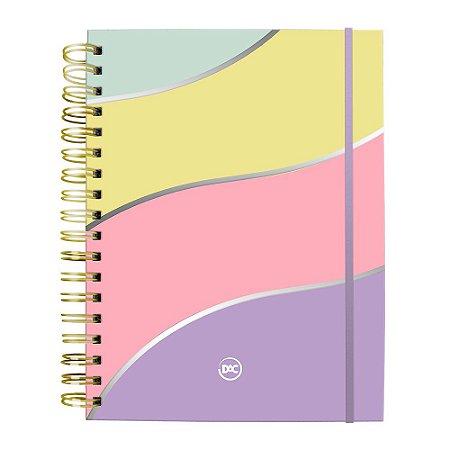 Caderno Smart Listas Universitário A4 Reposicionável 10 Matérias Dac