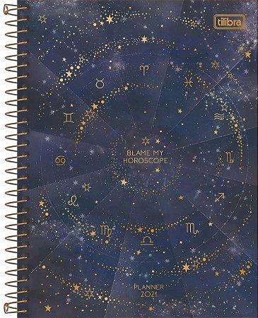 Agenda 2021 Tilibra Planner M7 Magic Espiral