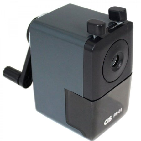 Apontador De Mesa Mecânico Com Manivela PR-01 Cis