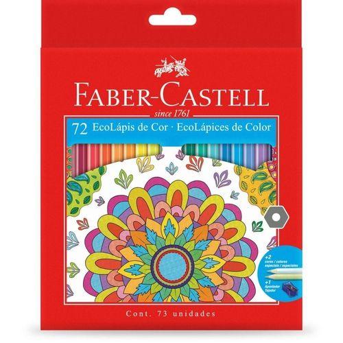 Lápis De Cor Faber Castell - 72 Cores