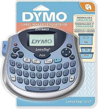 Rotulador Eletrônico Letratag Plus Lt100t 1740577 Dymo