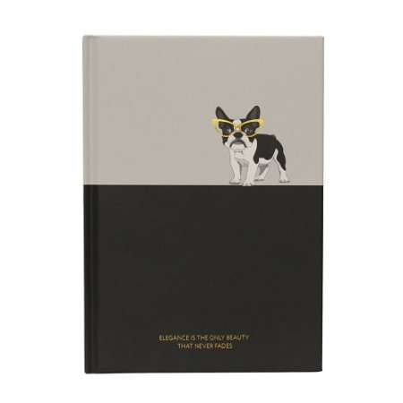 Caderno Brochura A5 Pautado Time Lapse 80gr 80 Folhas Bee Unique