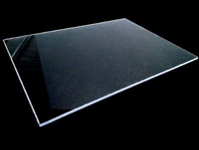 Chapa Acrílica Transparente 3mm espessura tamanho 50cmx50cm