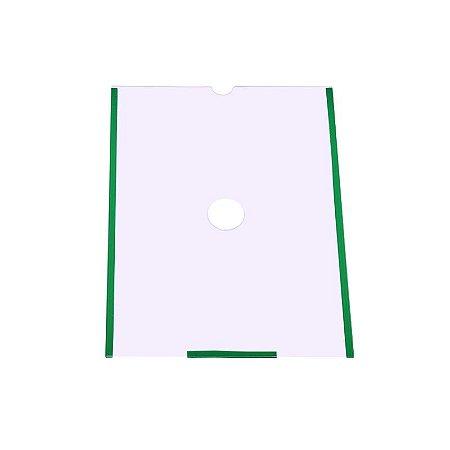 Porta Folha de Parede Simples em Acrílico - Folha A4