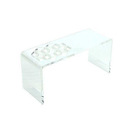 Porta Shampoo Sabonete para de Nicho Box - Otimização Espaço
