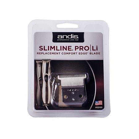 Lâmina Máquina de Acabamento Slimline Pro Li Cordlles Andis