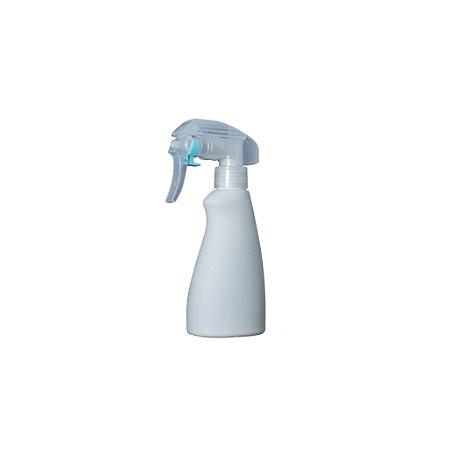 Borrifador Pulverizador Para Barbeiros Portatil Branco De Plastico
