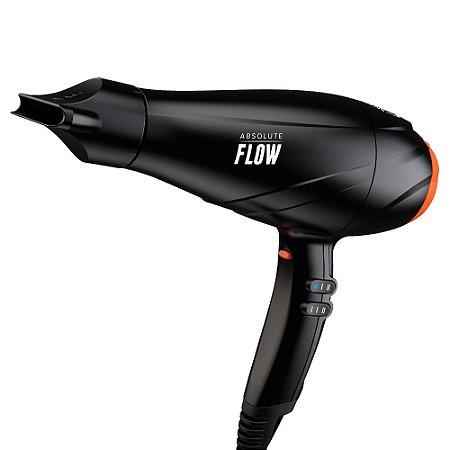 Secador Profissional De Cabelo Ga.ma Barber Series Absol Flow 2300W 110V