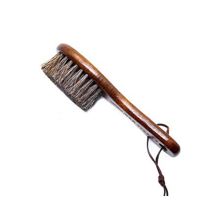 Escova de Disfarce Degrade e Limpeza Umi Cerdas Marrom