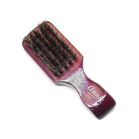 Escova de Disfarce Degradê e Limpeza Annie 2073 Vermelha