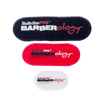Kit 6 Divisórias De Velcro Para Cabelo BaByliss Pro