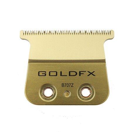 Lâmina Para Maquina Acabamento Babyliss Gold FX707Z
