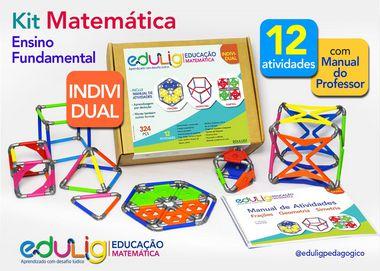 Brinquedo Educativo Edulig Matemática individual