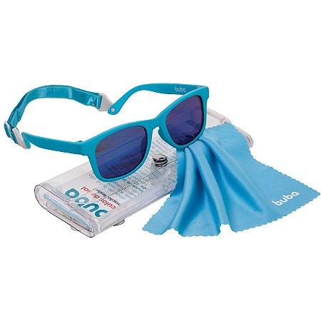 Óculos de Sol Azul Alça Ajustável