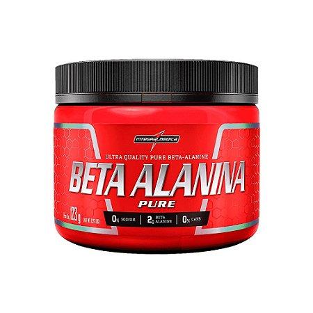 Beta Alanina Pura - 123g - Integralmédica