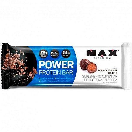 Power Protein Bar - 1 unid (41g) -  Max Titanium
