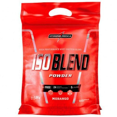 Iso Blend Powder - 1,8kg - Integral Médica