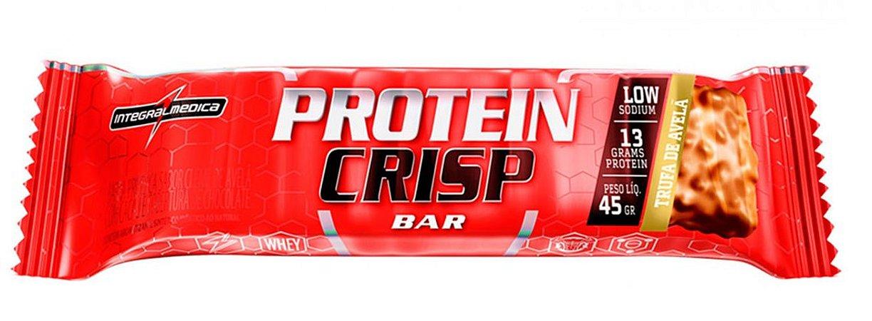 Protein Crisp Bar - 1 unidade (45g) - Integral Médica