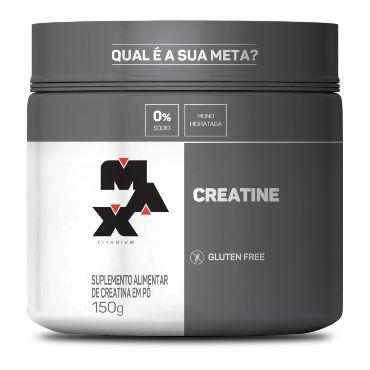 Creatine Max - 150 g - Max Titanium