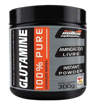 L-Glutamine 100% Pure - 300g - New Millen