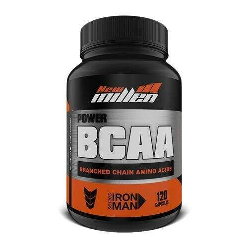 BCAA Power - 120 caps - New Millen