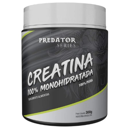 Creatina Predator - 300g - Nutrata