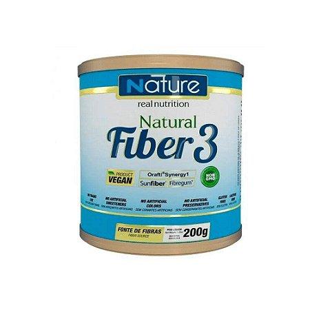 Natural Fiber 3 Nature - 200g - Nutrata