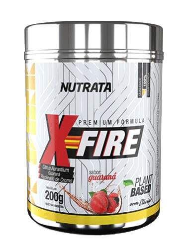 X-Fire - 200g - Nutrata