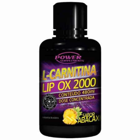 L-Carnitina Líquida - 480ml - Power Supplements