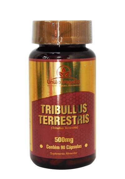 Tribulus Terrestris - 90 caps - União Vegetal