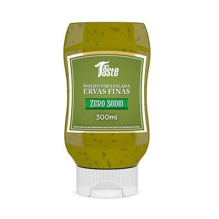 Molho Para Salada Ervas-Finas - 300ml - Mrs Taste