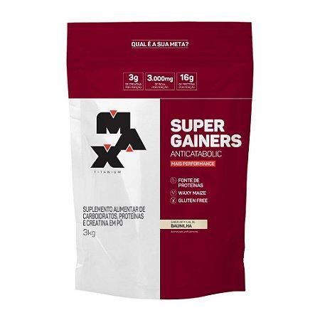 Super Gainers Refil 3kg