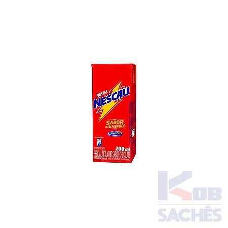 Bebida Láctea Chocolate Nescau 200ml caixa c/ 27 unidades