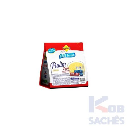 Pó para Pudim Diet Baunilha Lowçucar 200g caixa c/ 10 unidades