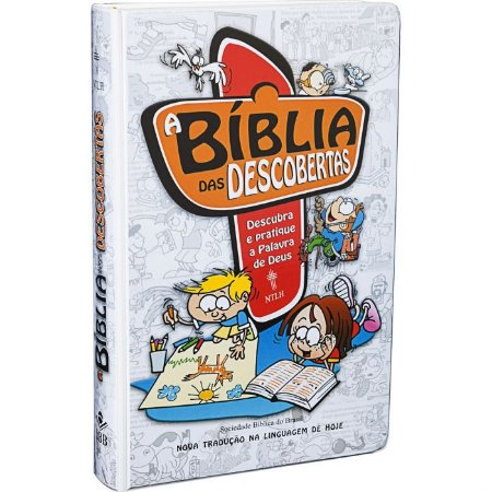 Bíblia das Descobertas Azul NTLH