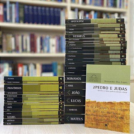 2 Pedro e Judas Comentários Expositivos Hernandes Dias Lopes