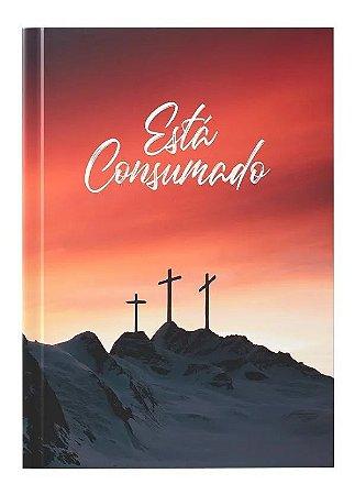BIBLIA ACF ESTA CONSUMADO CAPA DURA