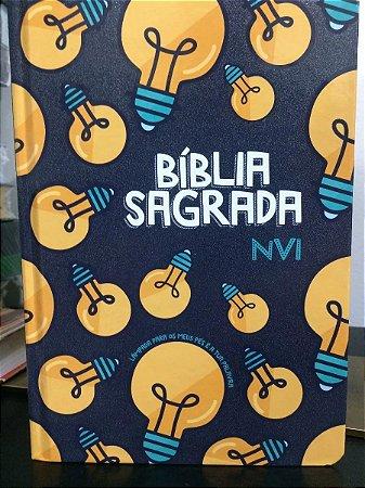 Bíblia Sagrada Jovem | capa lampada