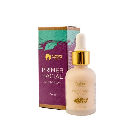 Primer Facial Cativa Natureza – 30 ml