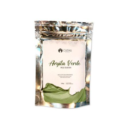 Argila Verde – Cativa Natureza -100G