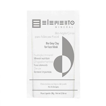 Bio Argila Cinza - Elemento Mineral -30g
