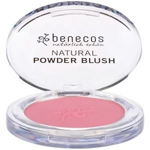 Blush Natural Powder Benecos -  Sassy Salmon – 5,5g