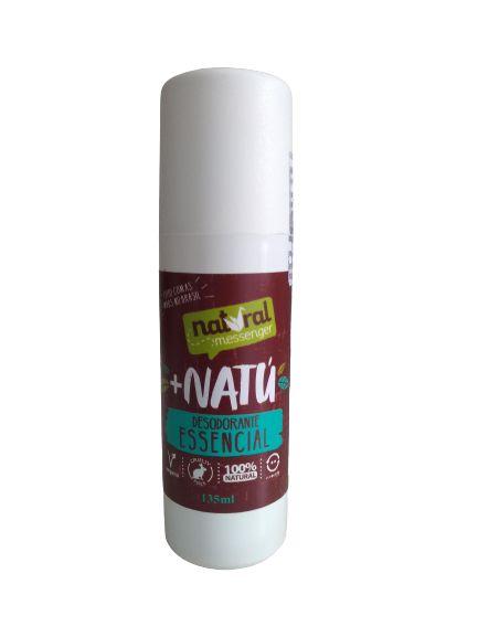 Desodorante Essencial Spray- Natural Messenger -135ml