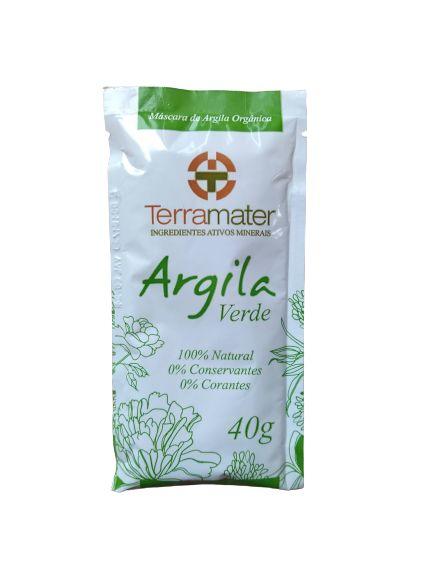 Argila Verde - Terramater -40g